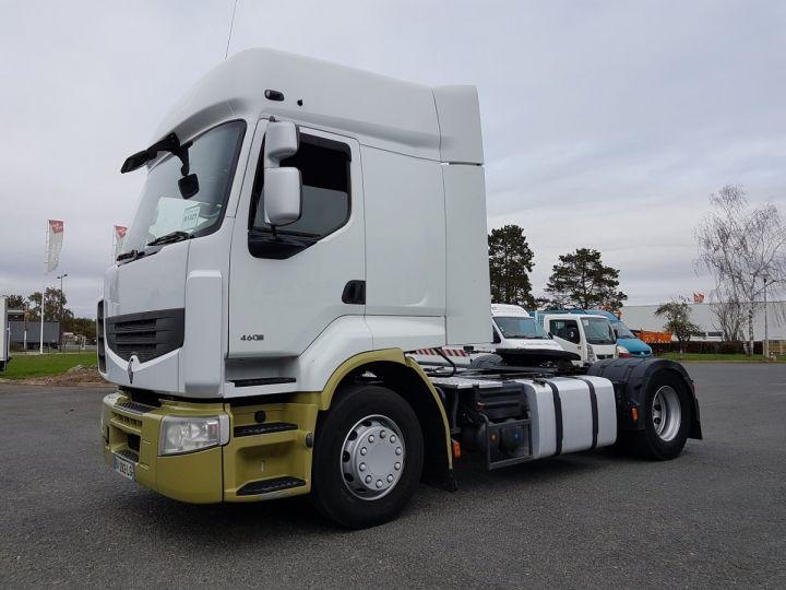 Camion tracteur Renault Premium 460dxi ALLIANCE BLANC - VERT - 1