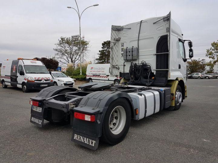 Camion tracteur Renault Premium 460dxi ALLIANCE BLANC - VERT - 2