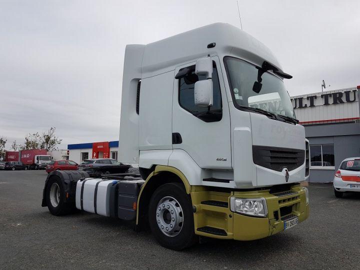 Camion tracteur Renault Premium 460dxi ALLIANCE BLANC - VERT - 3