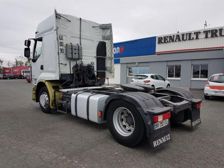 Camion tracteur Renault Premium 460dxi ALLIANCE BLANC - VERT - 4