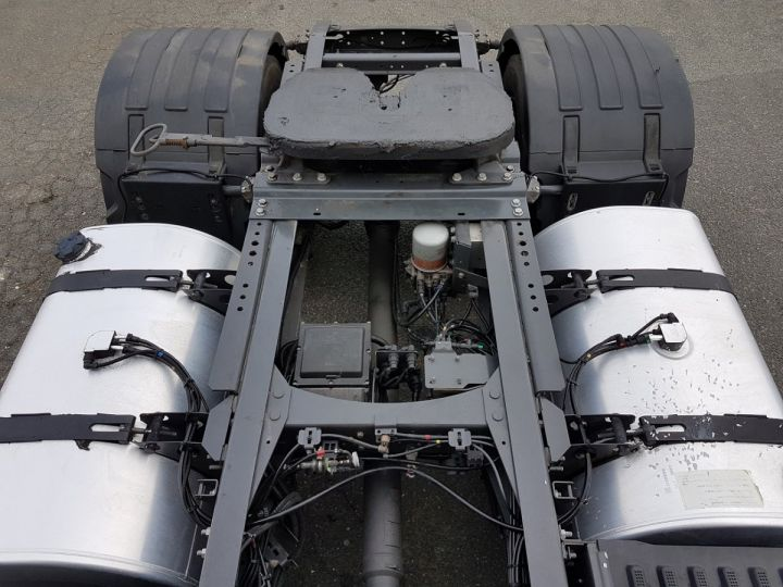 Camion tracteur Renault Premium 460dxi ALLIANCE BLANC - VERT - 5