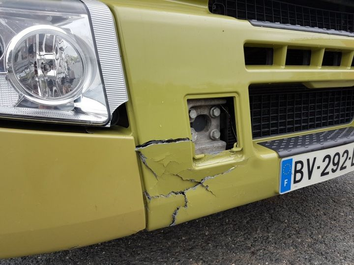 Camion tracteur Renault Premium 460dxi ALLIANCE BLANC - VERT - 6