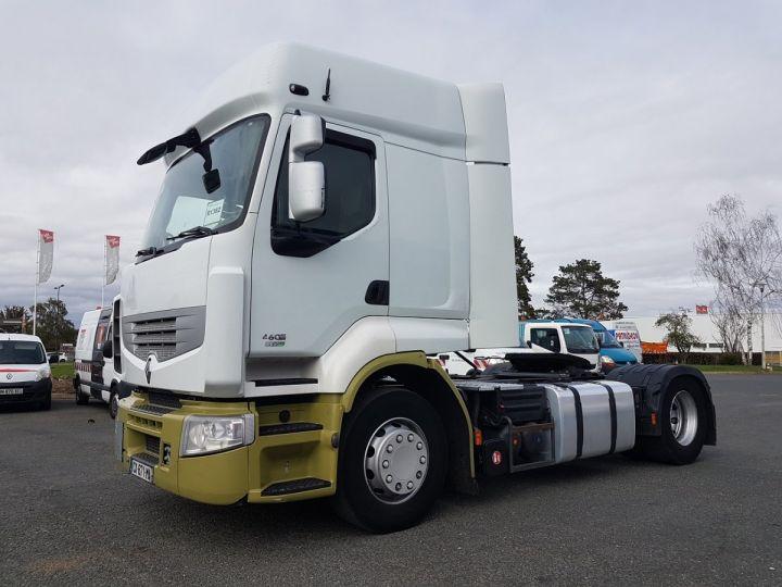 Camion tracteur Renault Premium 460dxi ALLIANCE BLANC - VERT Occasion - 1