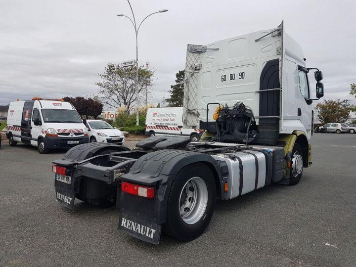 Camion tracteur Renault Premium 460dxi ALLIANCE BLANC - VERT Occasion - 2