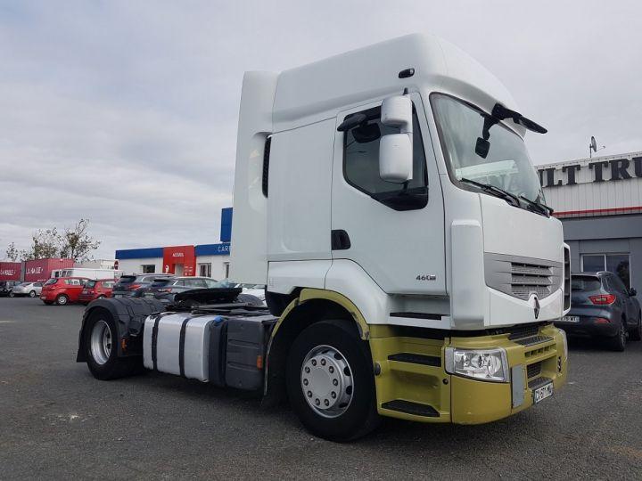 Camion tracteur Renault Premium 460dxi ALLIANCE BLANC - VERT Occasion - 3