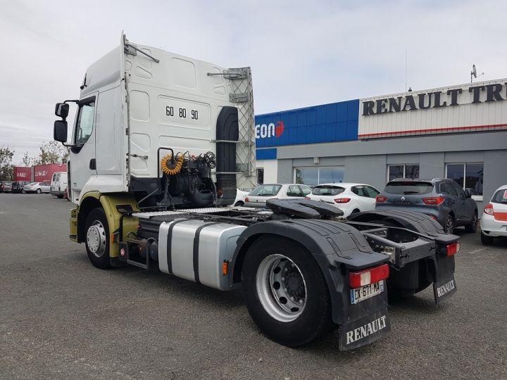 Camion tracteur Renault Premium 460dxi ALLIANCE BLANC - VERT Occasion - 4