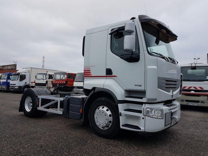 Camion tracteur Renault Premium 460dxi EEV - RTMD/ADR BLANC - 3