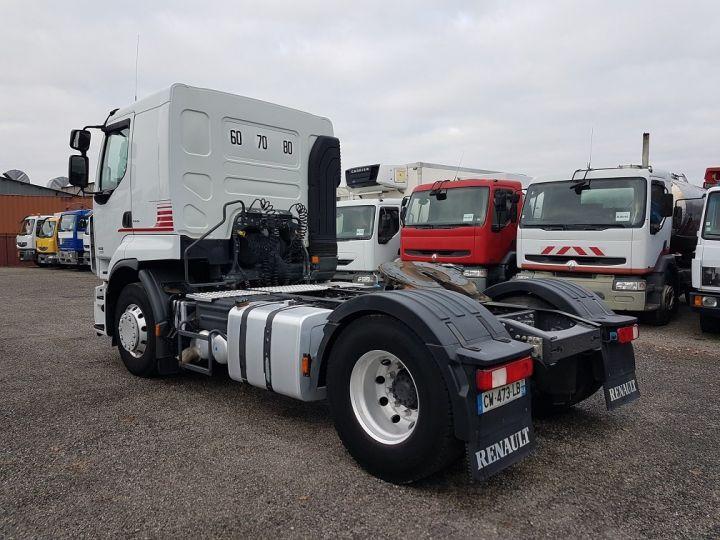 Camion tracteur Renault Premium 460dxi EEV - RTMD/ADR BLANC - 4