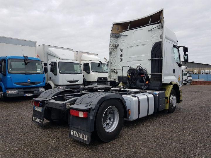 Camion tracteur Renault Premium 460dxi PRIVILEGE euro 5 BLANC - VERT Occasion - 2