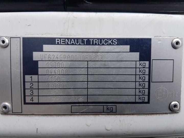Camion tracteur Renault Premium 460dxi PRIVILEGE euro 5 BLANC - VERT Occasion - 13