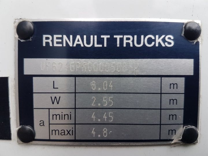 Camion tracteur Renault Premium 460dxi PRIVILEGE euro 5 BLANC - VERT Occasion - 14