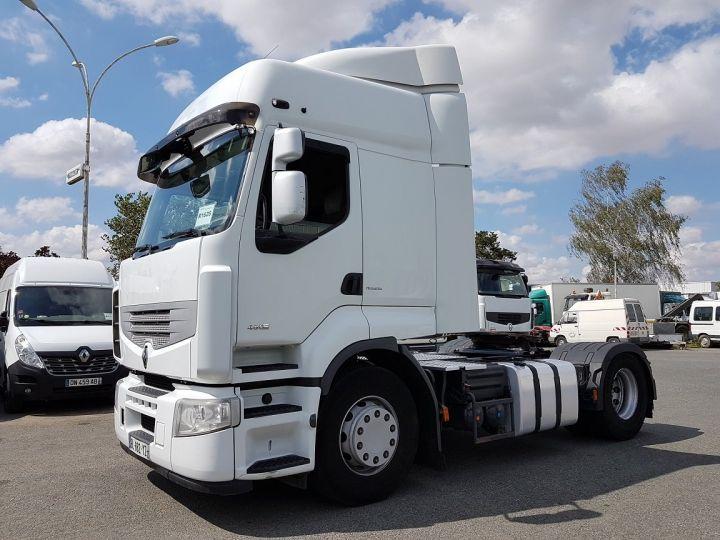 Camion tracteur Renault Premium 460dxi RETARDER BLANC Occasion - 1