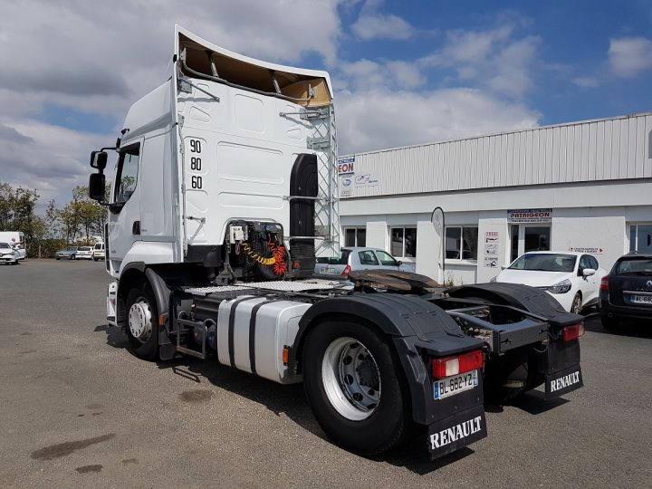 Camion tracteur Renault Premium 460dxi RETARDER BLANC Occasion - 4
