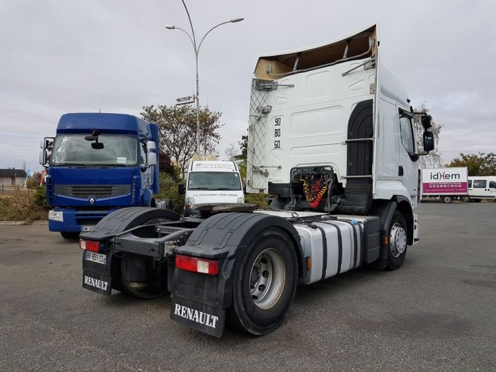 Camion tracteur Renault Premium 460dxi RETARDER BLANC Occasion - 2