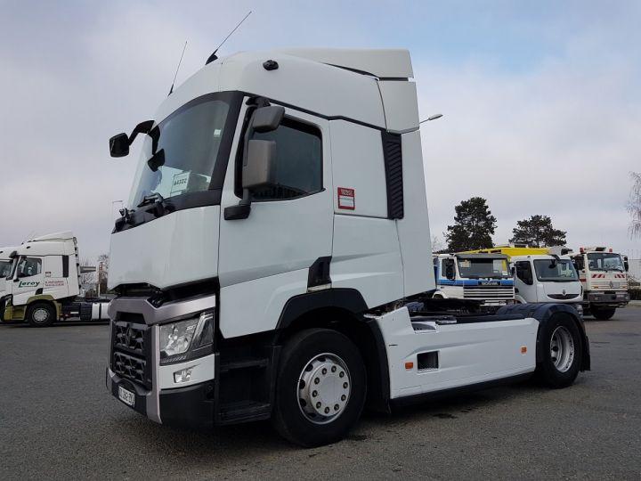 Camion tracteur Renault Premium T430 SC euro 6 BLANC Occasion - 1