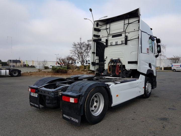 Camion tracteur Renault Premium T430 SC euro 6 BLANC Occasion - 2