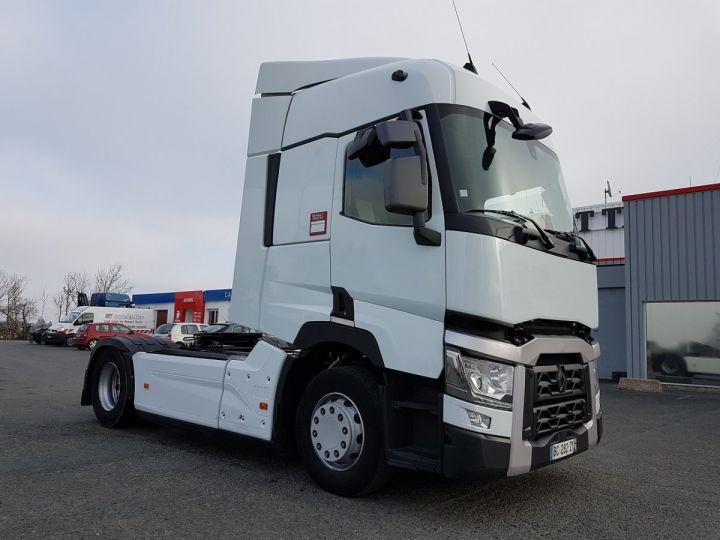 Camion tracteur Renault Premium T430 SC euro 6 BLANC Occasion - 3