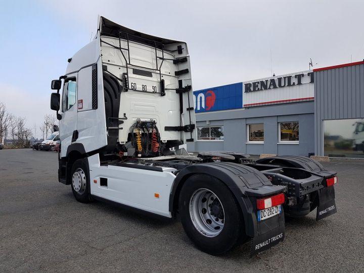 Camion tracteur Renault Premium T430 SC euro 6 BLANC Occasion - 4