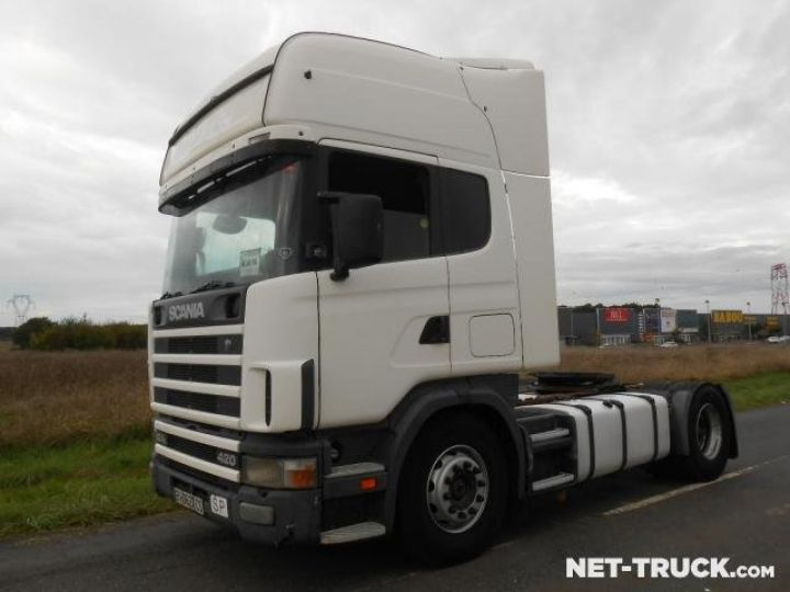 Camion tracteur Scania R  - 1