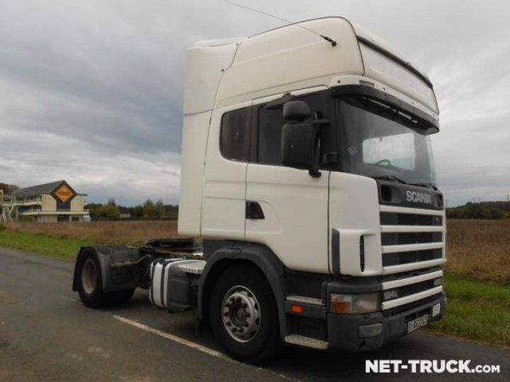 Camion tracteur Scania R  - 3