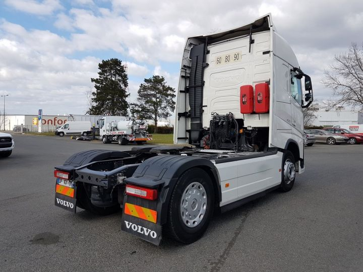 Camion tracteur Volvo FH 500 GLOBETROTTER BLANC Occasion - 2