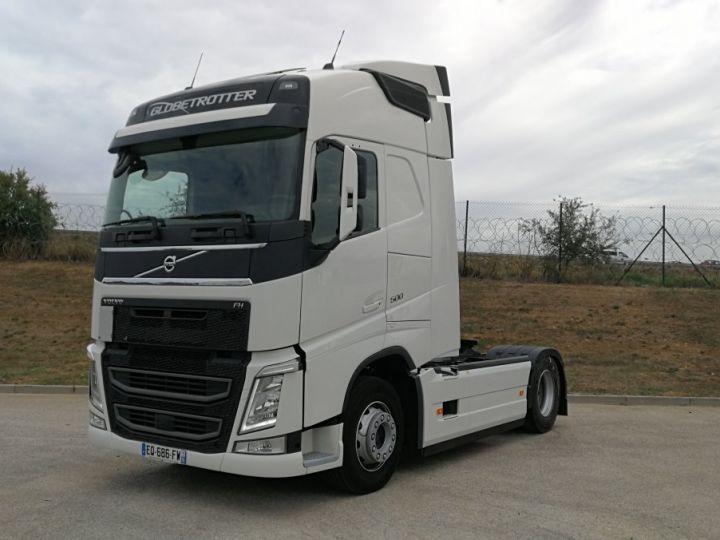 Camion tracteur Volvo FH FH 500 4X2 EURO 6 BLANC - 1