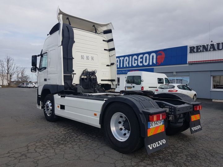 Camion tracteur Volvo FM 450 euro 6 BLANC Occasion - 4