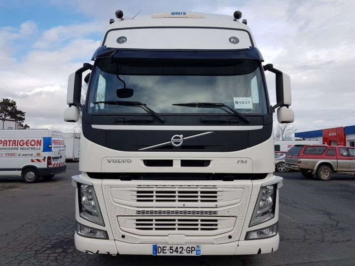Camion tracteur Volvo FM 450 euro 6 BLANC Occasion - 5
