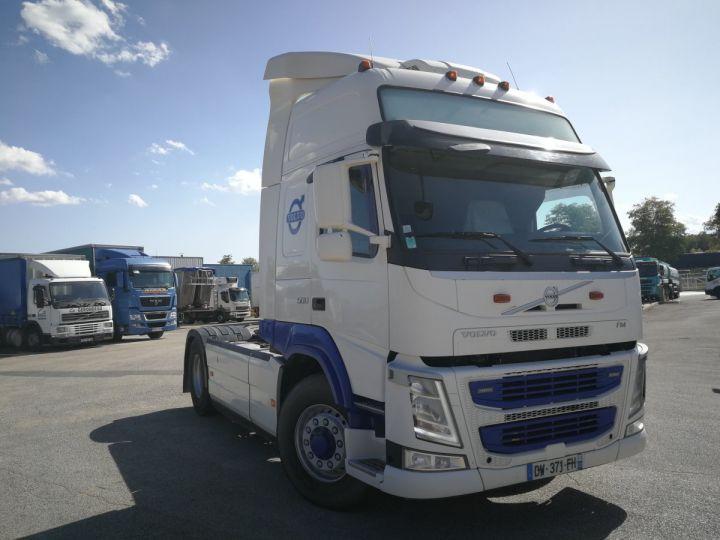 Camion tracteur Volvo FM FM 500 4X4   X TRACK  Hydraulique BLANC - 2