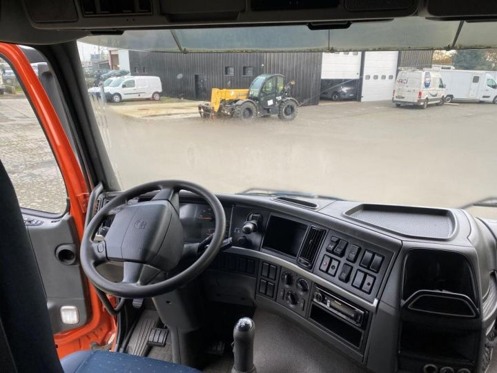 Camion tracteur Volvo FM VOLVO FM 400 N3G 6x4 BI BENNE RIDELLE HYDRAULIQUE PORTE AR HYDRAULIQUE ROUGE - 16