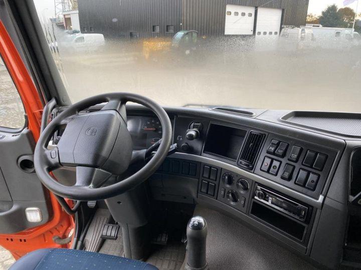 Camion tracteur Volvo FM VOLVO FM 400 N3G 6x4 BI BENNE RIDELLE HYDRAULIQUE PORTE AR HYDRAULIQUE ROUGE - 18