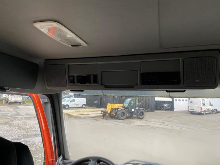 Camion tracteur Volvo FM VOLVO FM 400 N3G 6x4 BI BENNE RIDELLE HYDRAULIQUE PORTE AR HYDRAULIQUE ROUGE - 20