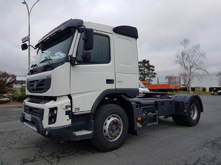 Camion tracteur Volvo FM X 11.450 BLANC - 1