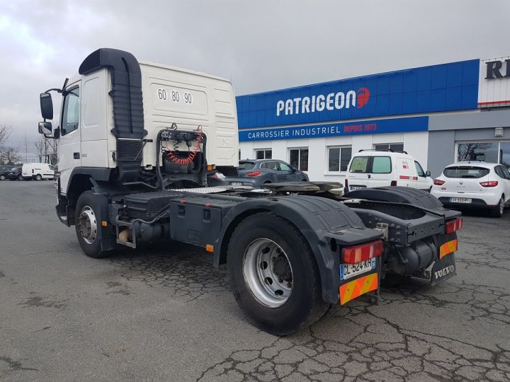 Camion tracteur Volvo FM X 11.450 BLANC - 4