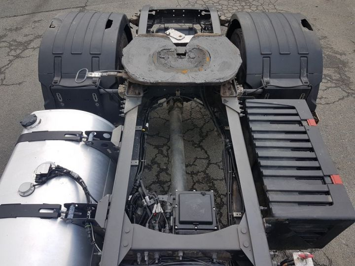 Camion tracteur Volvo FM X 11.450 BLANC - 6