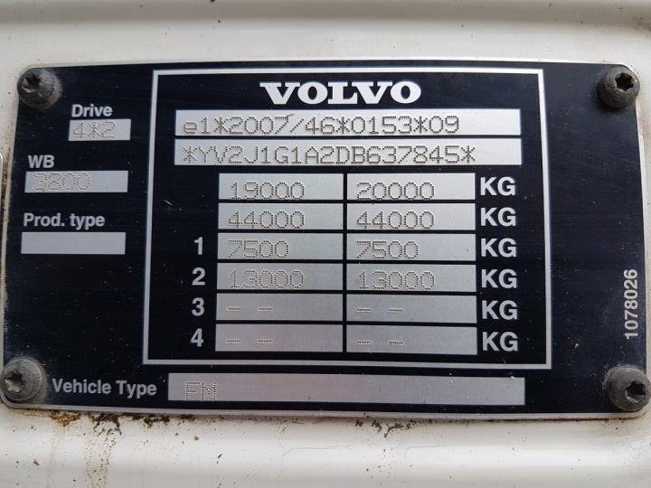 Camion tracteur Volvo FM X 11.450 BLANC - 13