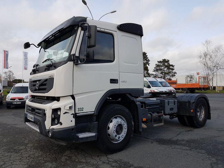 Camion tracteur Volvo FM X 11.450 BLANC Occasion - 1