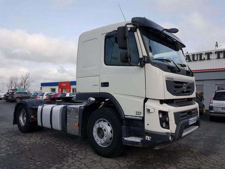 Camion tracteur Volvo FM X 11.450 BLANC - 3