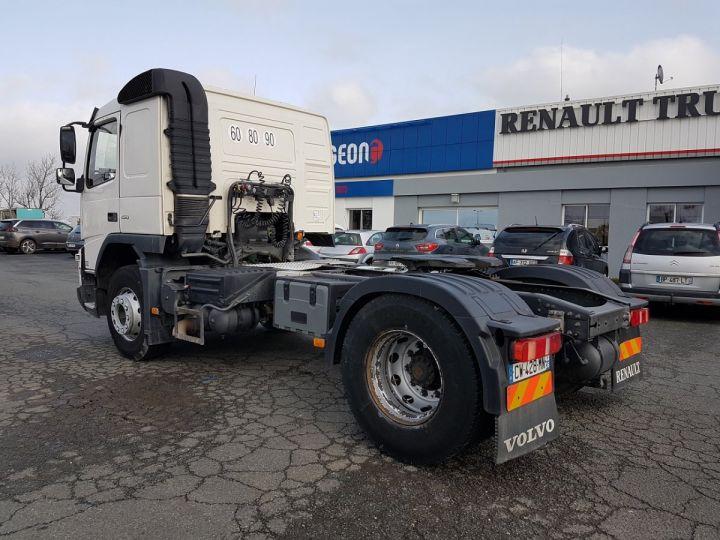 Camion tracteur Volvo FM X 11.450 BLANC Occasion - 4