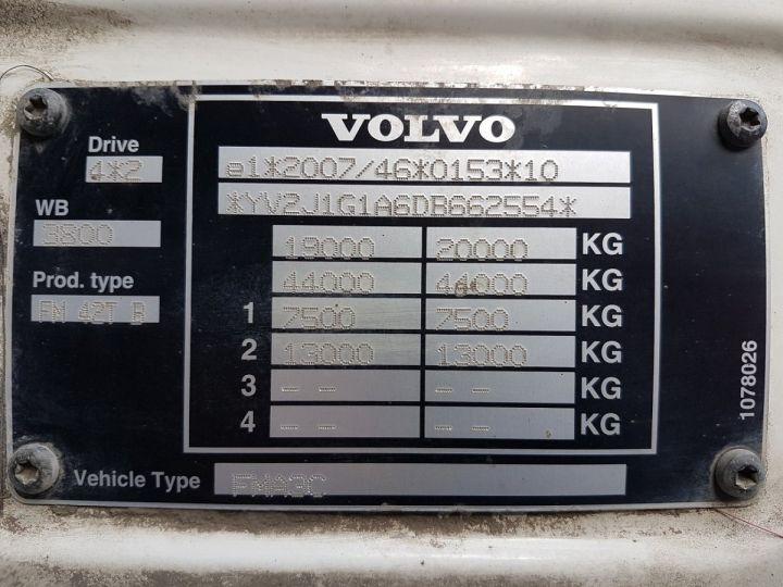 Camion tracteur Volvo FM X 11.450 BLANC Occasion - 12