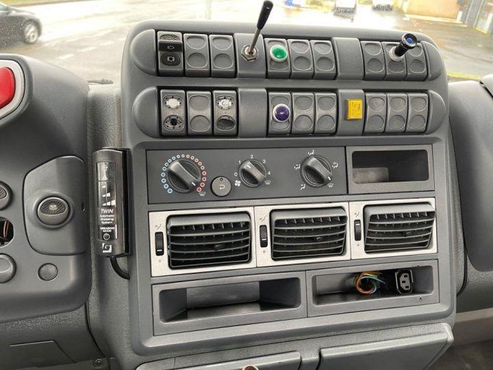 Camión tractor Iveco EuroCargo 160 E21 POLYBENNE BRAS AMPLIROLL BENNE AMOVIBLE AVEC 1 CAISSON  BLANC - 8