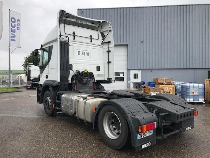 Camión tractor Iveco Stralis Hi-Road AT440S46 TP E6 - offre de location 825 Euro HT x 36 mois* Blanc - 5
