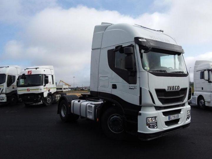 Camión tractor Iveco Stralis Hi-Way AS440S46 TP E6 - offre de locatio925 Euro HT x 36 mois* Blanc - 2
