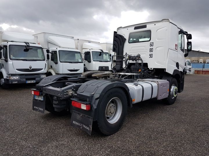 Camión tractor Renault C 430 OPTITRACK (4x2/4) - RETARDER BLANC - 2