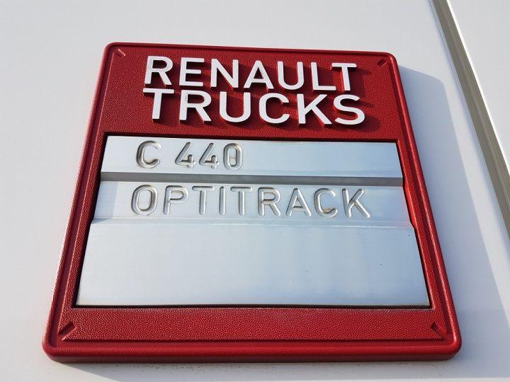 Camión tractor Renault C 440 OPTITRACK (4x2/4) - RETARDER BLANC - 12
