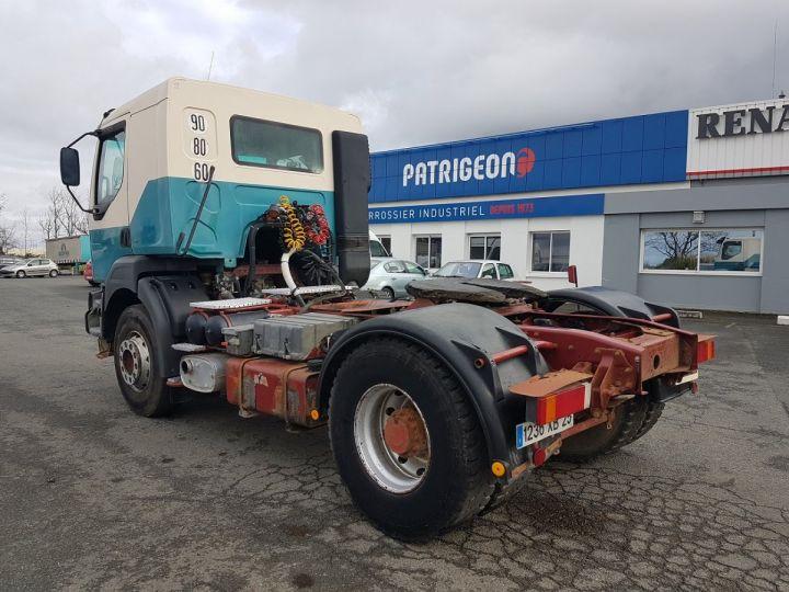 Camión tractor Renault Kerax 400.19 LAMES VERT - BEIGE - 4