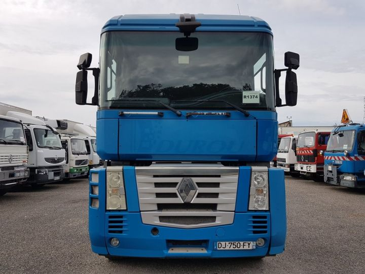 Camión tractor Renault Magnum 460dxi RETARDER BLEU - 5