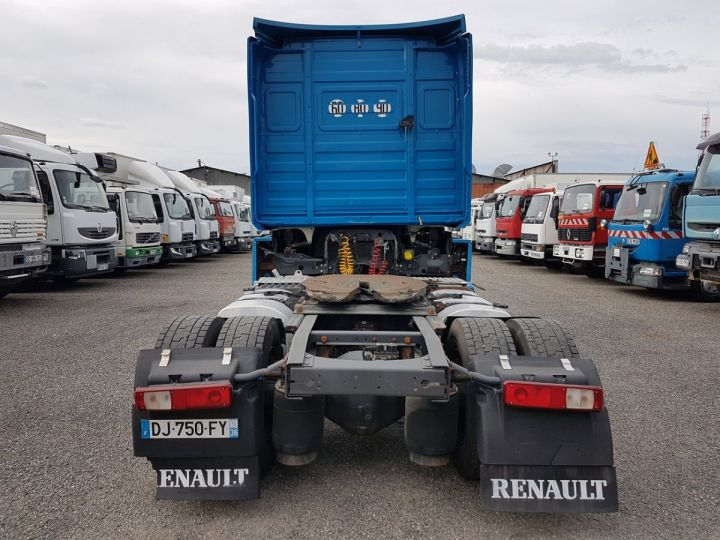 Camión tractor Renault Magnum 460dxi RETARDER BLEU - 6