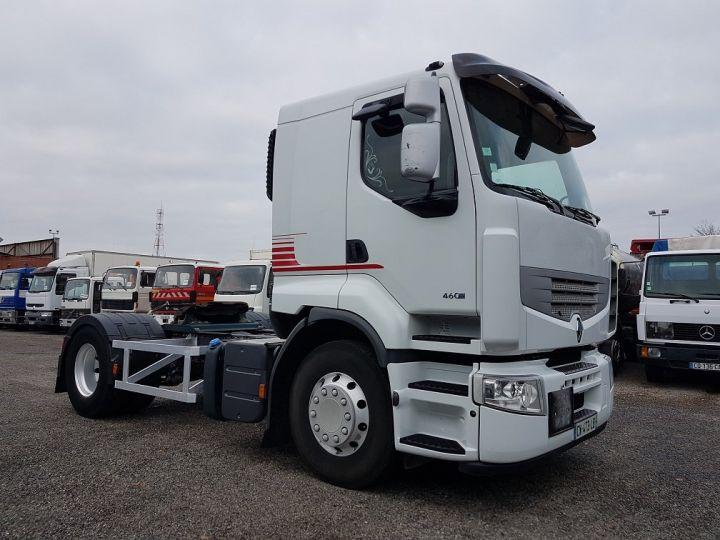Camión tractor Renault Premium 460dxi EEV - RTMD/ADR BLANC - 3