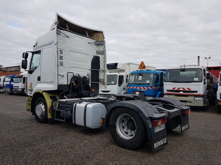 Camión tractor Renault Premium 460dxi PRIVILEGE euro 5 BLANC - VERT - 4